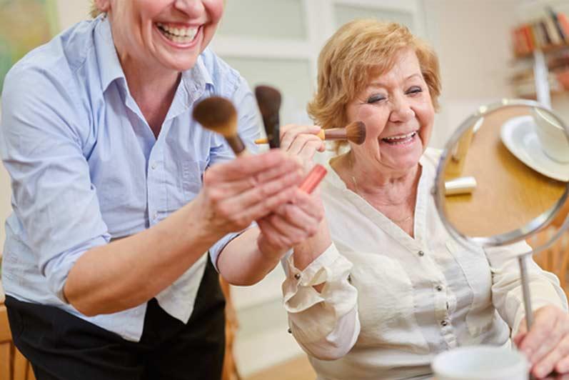 Estetista per anziani casa di riposo