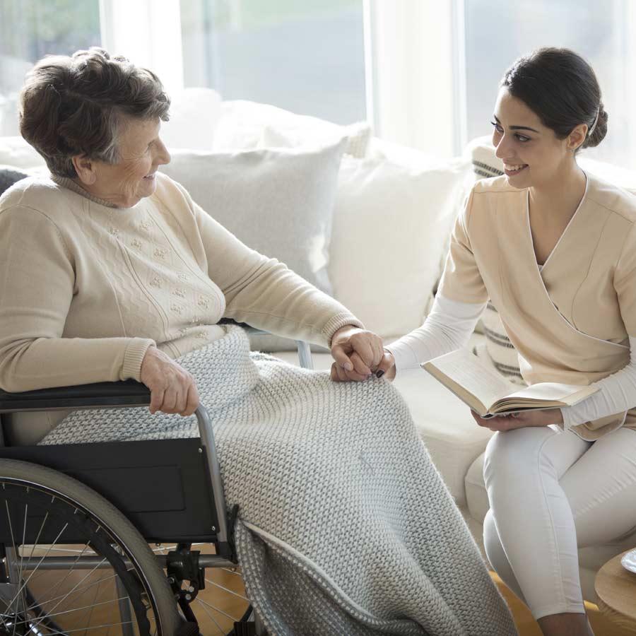 Assistenza domiciliare anziani