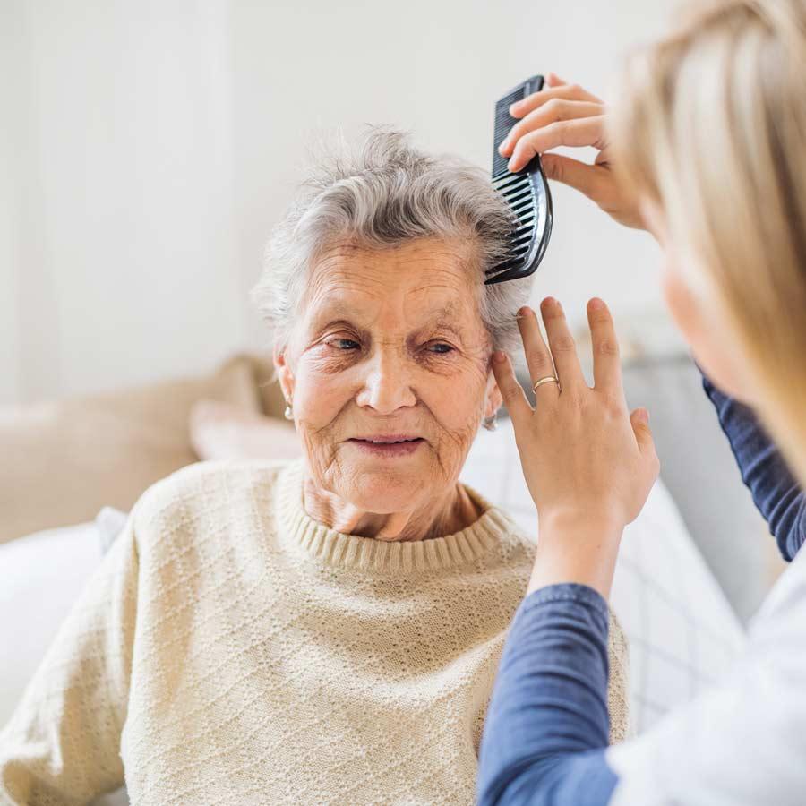 Casa di riposo per anziani con servizi alberghieri