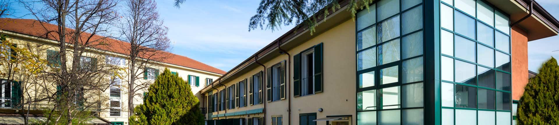 Residenza Villa Serena casa di riposo RSA Carmagnola