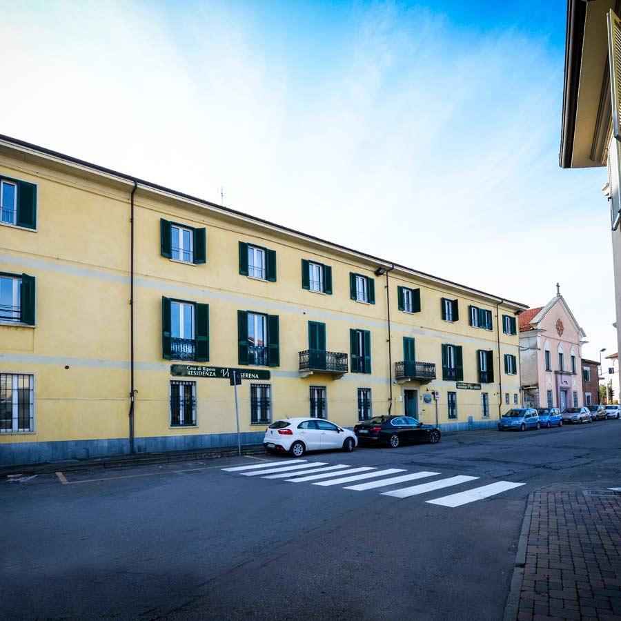 Villa Serena | casa di cura | Casa di riposo Carmagnola
