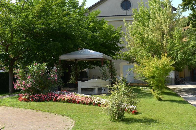 Immersi nella natura a Villa Serena Carmagnola