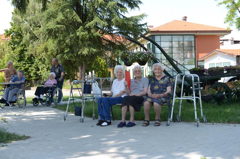 Svago e attività per anziani