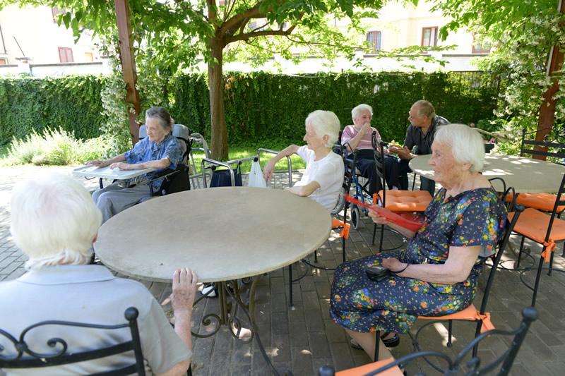 Luoghi di ritrovo per anziani