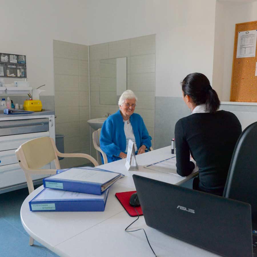 VILLA SERENA Carmagnola (Torino)| il personale della casa di riposo