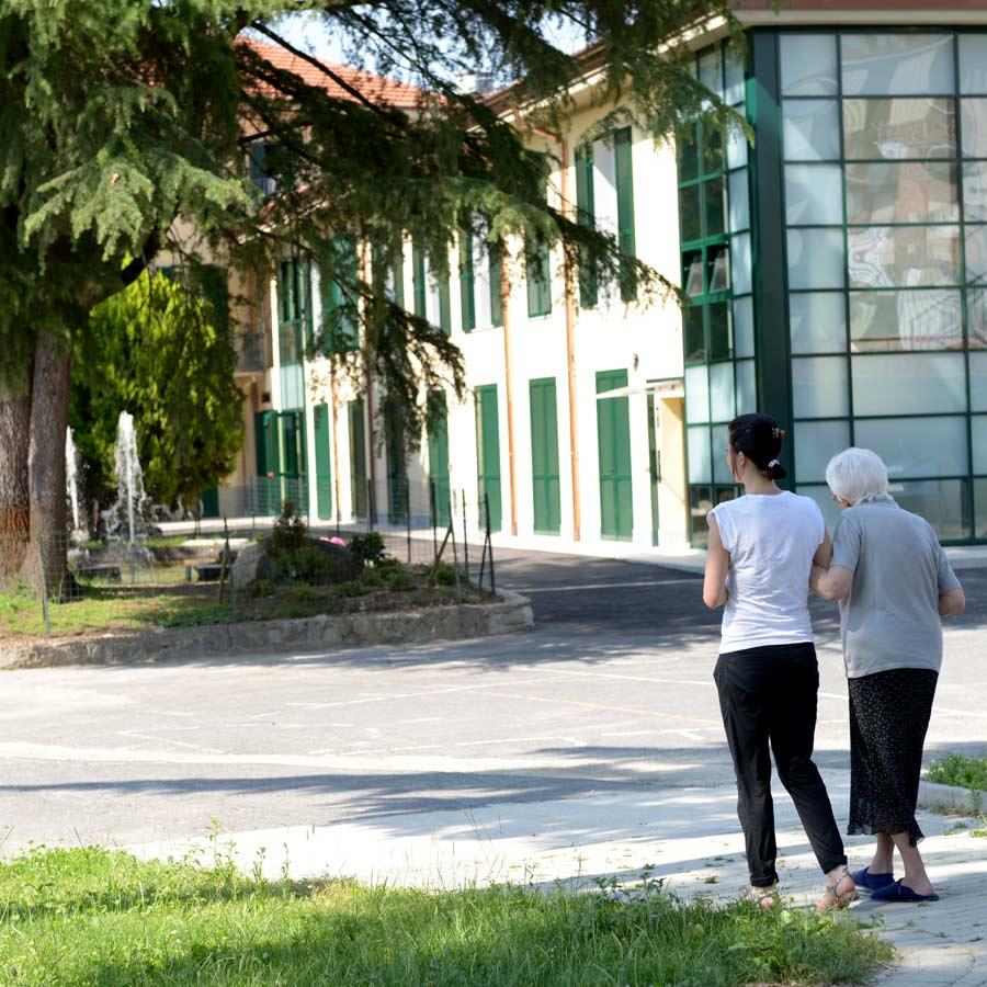 Struttura RSA per anziani Carmagnola (Torino)
