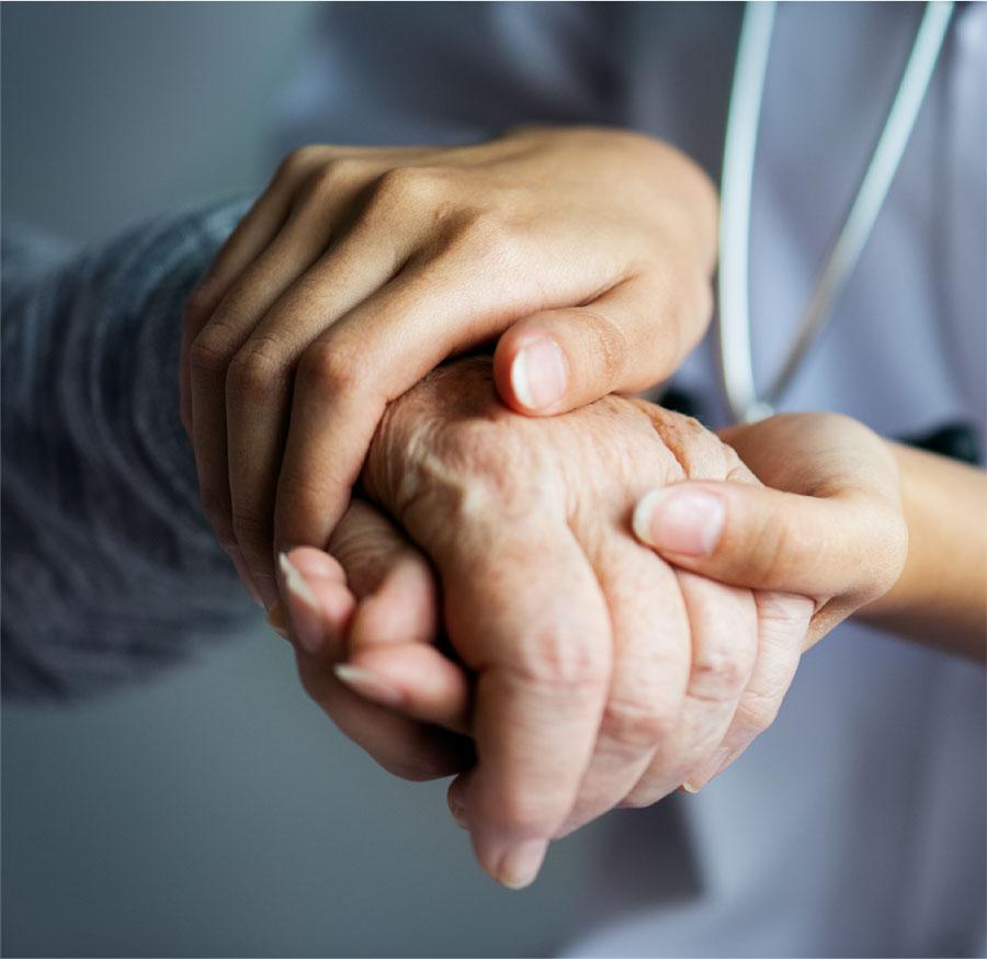 struttura per anziani con servizi medico assistenziali di alto livello per persone anziane non autosufficienti.