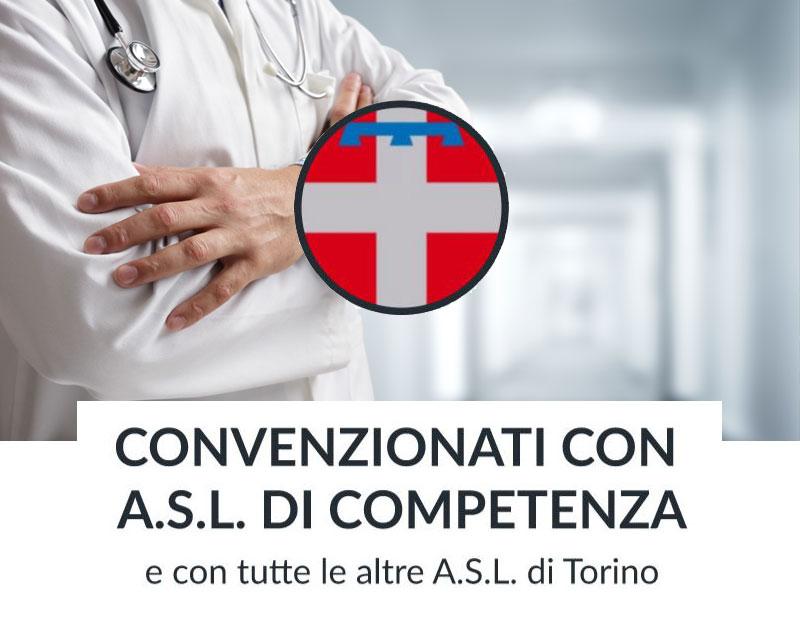 Casa di riposo RSA Convenzionata con l'A.S.L. di competenza