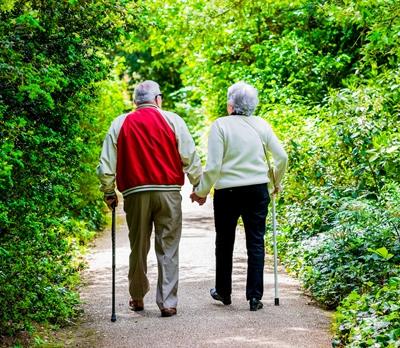 L'amore in casa di riposo è senza età