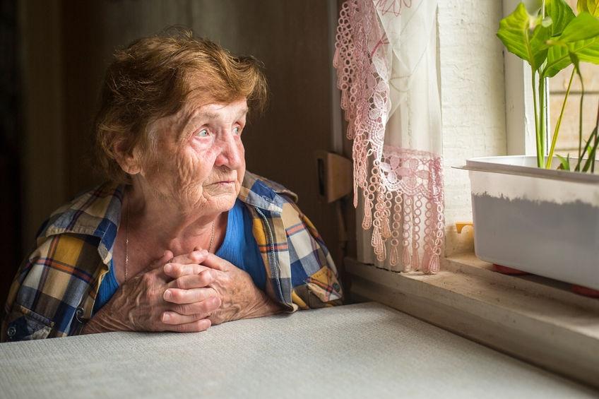 Depressione senile: cosa fare?