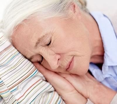 I disturbi del sonno nelle persone anziane