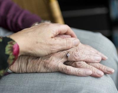 Invecchiamento della pelle negli anziani