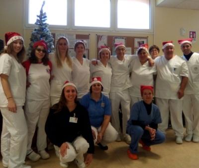 Come festeggiamo il Natale a Villa Serena