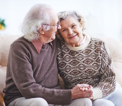L'effetto buonumore fa bene agli anziani